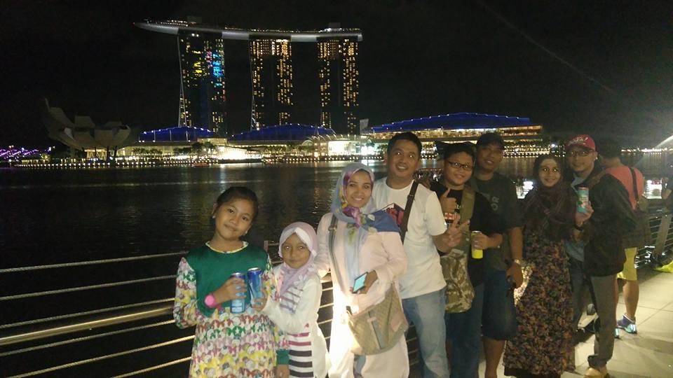 OPEN TRIP SINGAPORE 05-07 NOV 2016