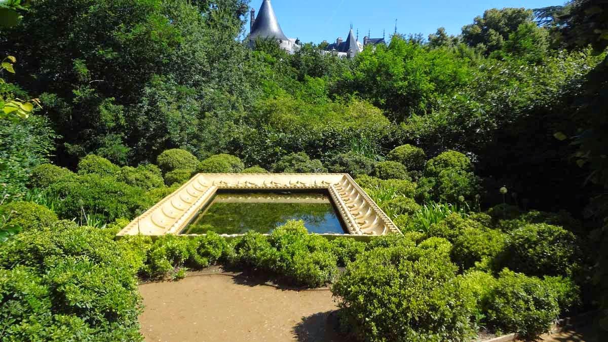 Bon sens et d raison festival des jardins de chaumont sur for Jardin 7 peches capitaux