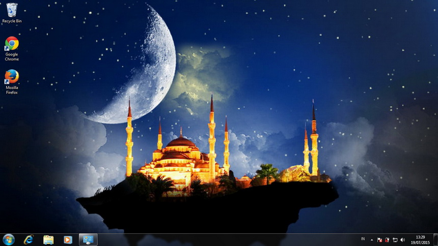 Best Islamic Theme For Windows 7 8 And 81