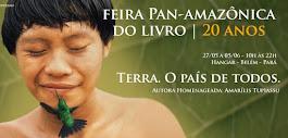 XX Feira Pan Amazônica do Livro