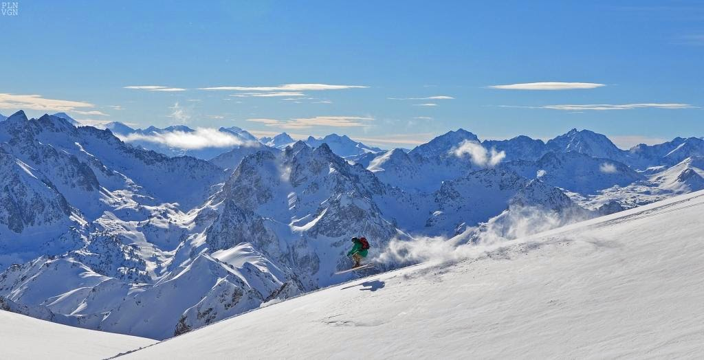 Derby Pic du Midi, Grand Tourmalet, French Pyrenees