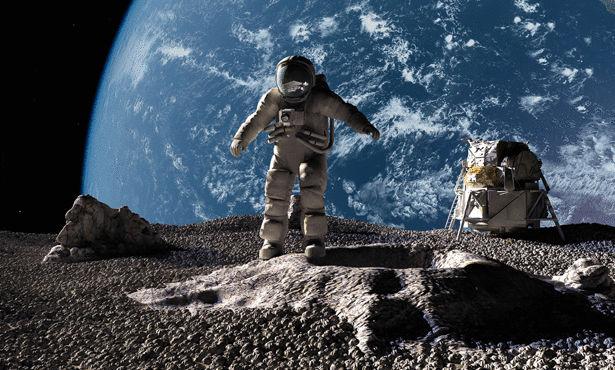 مخرج أمريكي يفجر فضيحة الرحلة المزورة للقمر