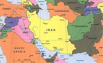 Esta es la República Islamica de Irán
