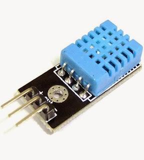 Temperature Sensor DHT11