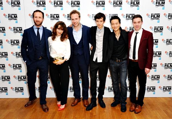 X + Y, London Film Festival