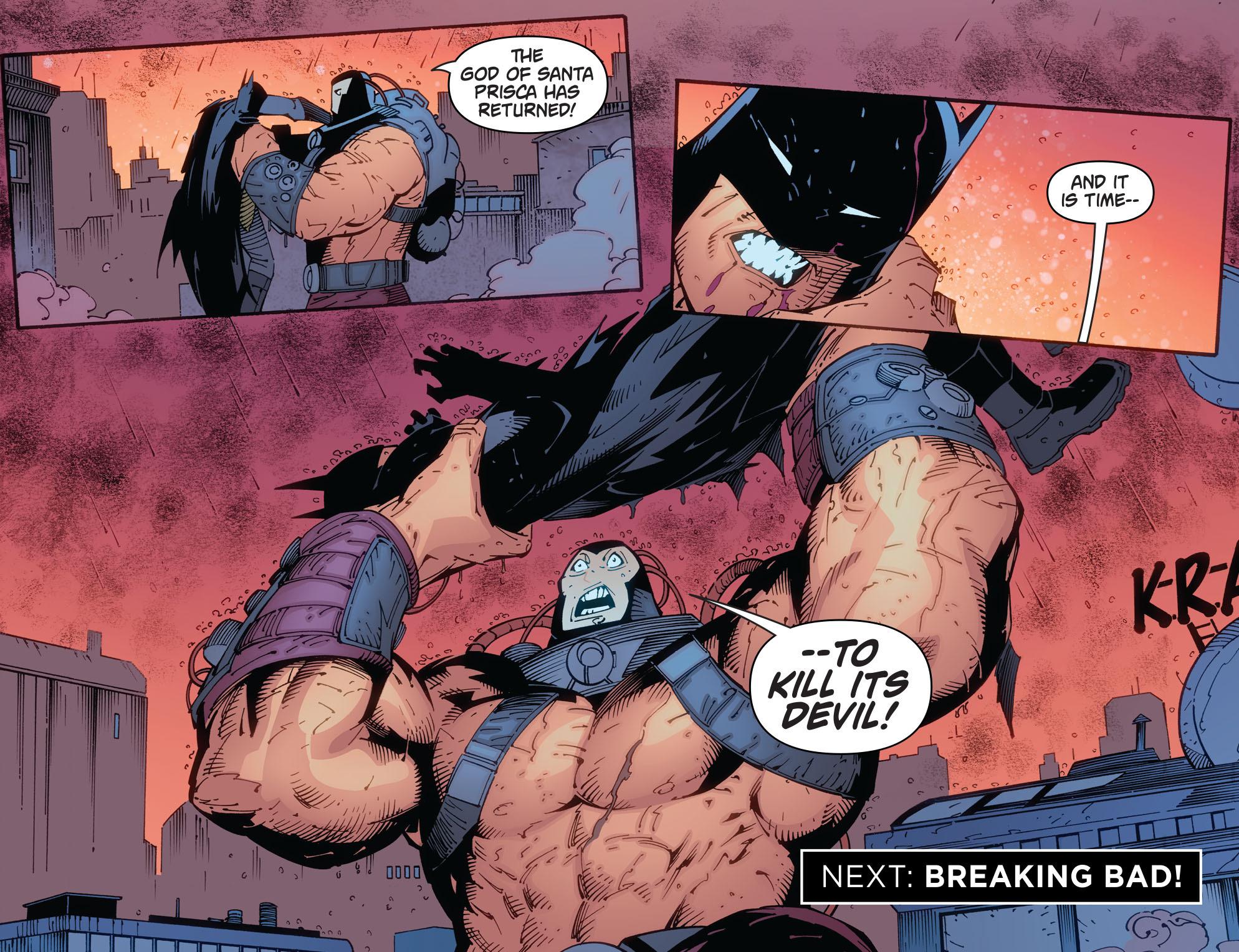 Batman: Arkham Knight [I] Issue #15 #17 - English 22