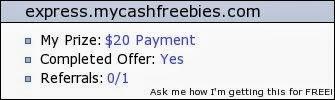 $20 bucks is $20 bucks is $20 bucks!