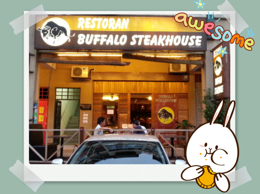 Western cuisine in petaling jaya restoran buffalo for Kitchen set restoran