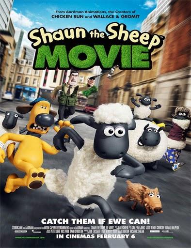 Ver La oveja Shaun (Shaun the Sheep) (2015) Online