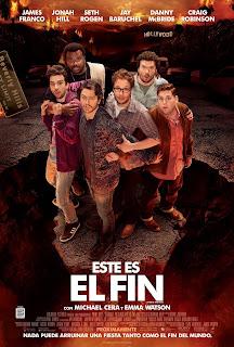 Poster de Este es el Fin