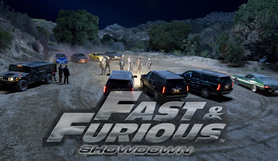 Fast and Furious Showdown 2013