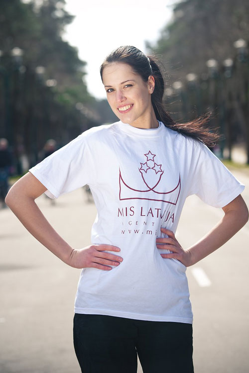 Miss International Latvija 2012