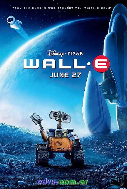 Wall-E หุ่นจิ๋วหัวใจเกินร้อย
