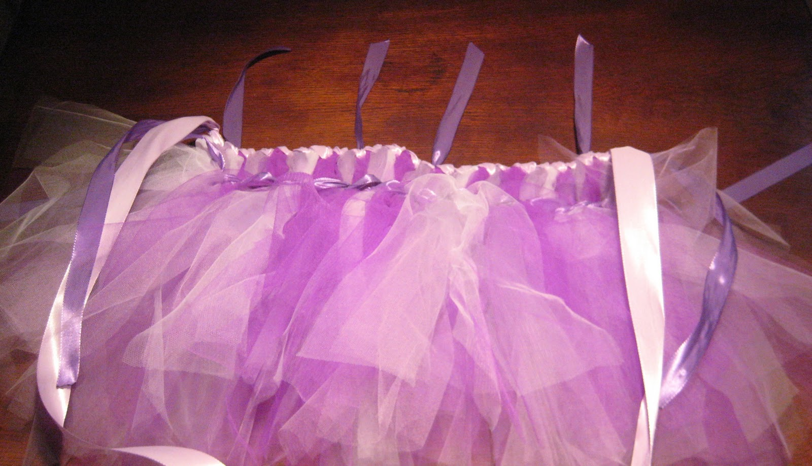 how to make a tutu dress without sewing