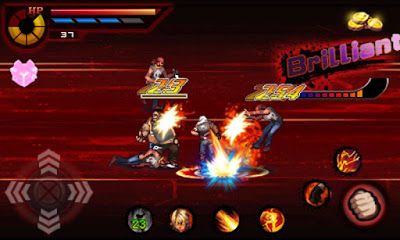 King Fighter 3 screenshot