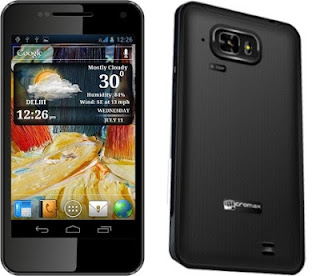 Micromax Dual sim Android Smartphones