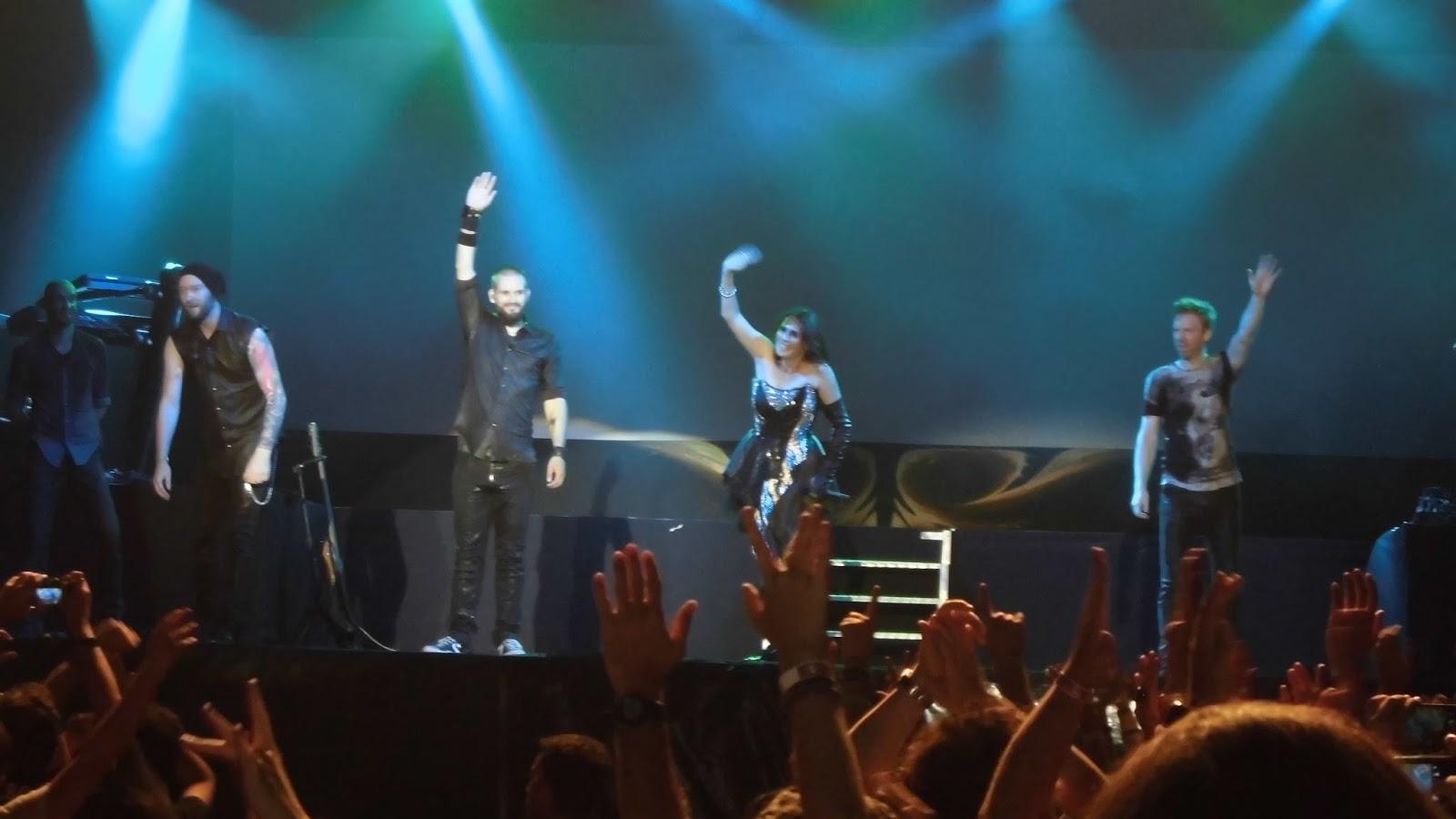within temptation en vivo 2013