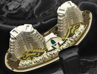 Jumeirah heights apartmetns and townhouses