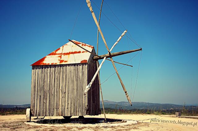 Visitar Portugal, um sitio inspirador, moinho