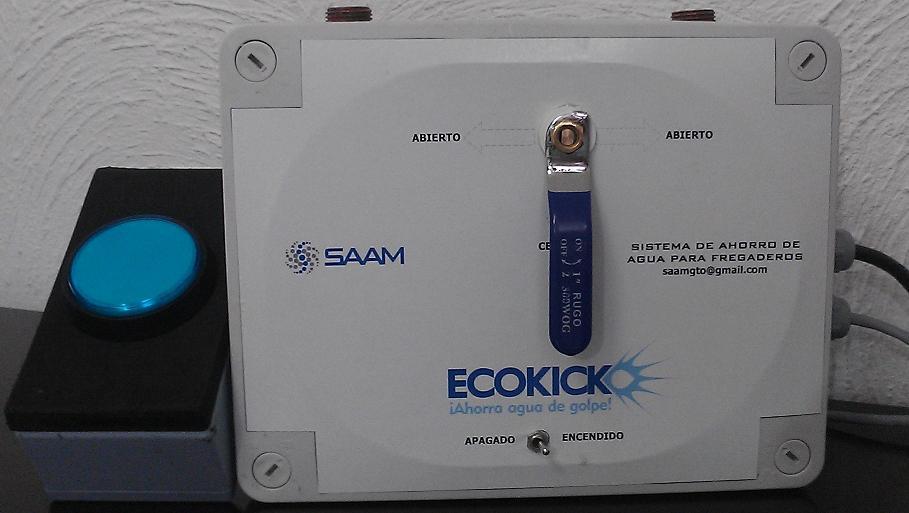 Sistemas de ahorro de agua mexicanos ecokick for Sistemas de ahorro de agua