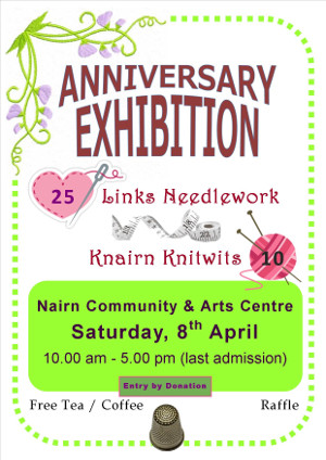 Anniversary Exhibition 8th April