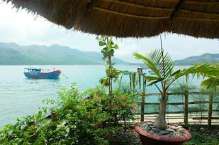 Giá phòng ở biệt thự đảo Trí Nguyên - Nha Trang