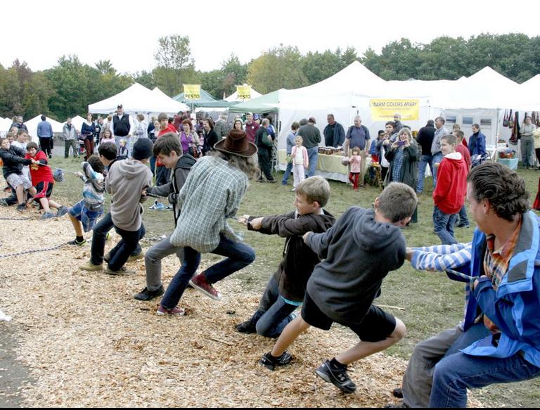 Sept. 27-28 Garlic and Arts Festival