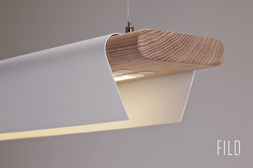 SO8 Lamp by FILD Design