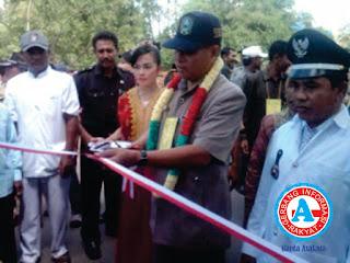 Kades Buncu Yakin Juara Lomba Desa Tingkat Kabupaten