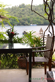 Puerto Galera Buri Resort & Spa Mango Tours al fresco dining