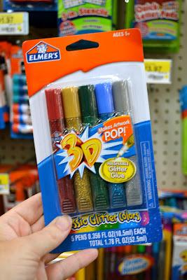 Elmer's Glitter Glue Pens