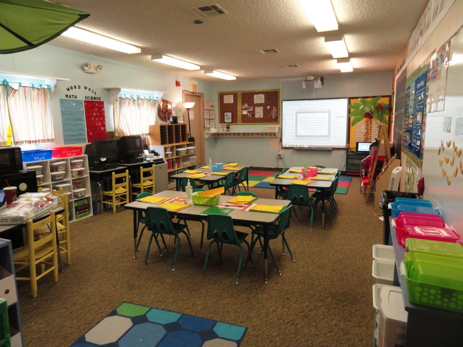 Small Classroom Design Ideas ~ Estes extras pictures of the classroom