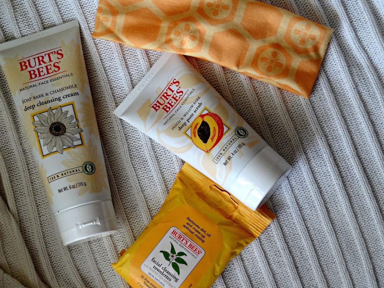 Burt's Bees Face Essential kit