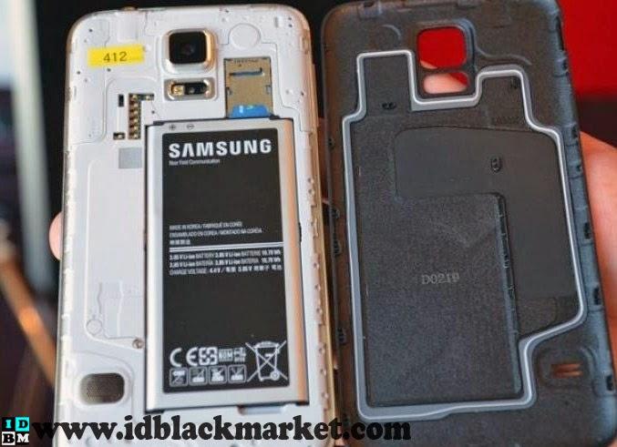 Samsung S5 supercopy belakang