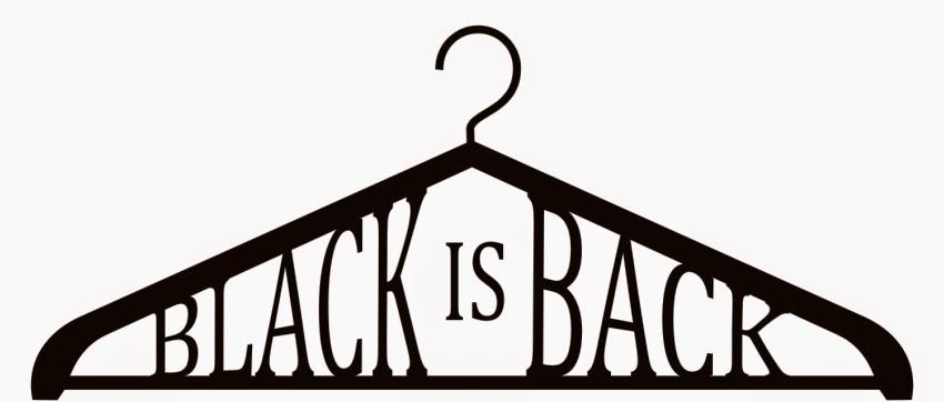 Black is back. Блог о моде и событиях Санкт-Петербурга