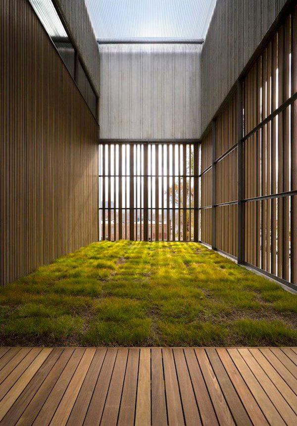 October 2012 luxury lifestyle design architecture for Indoor courtyard design ideas