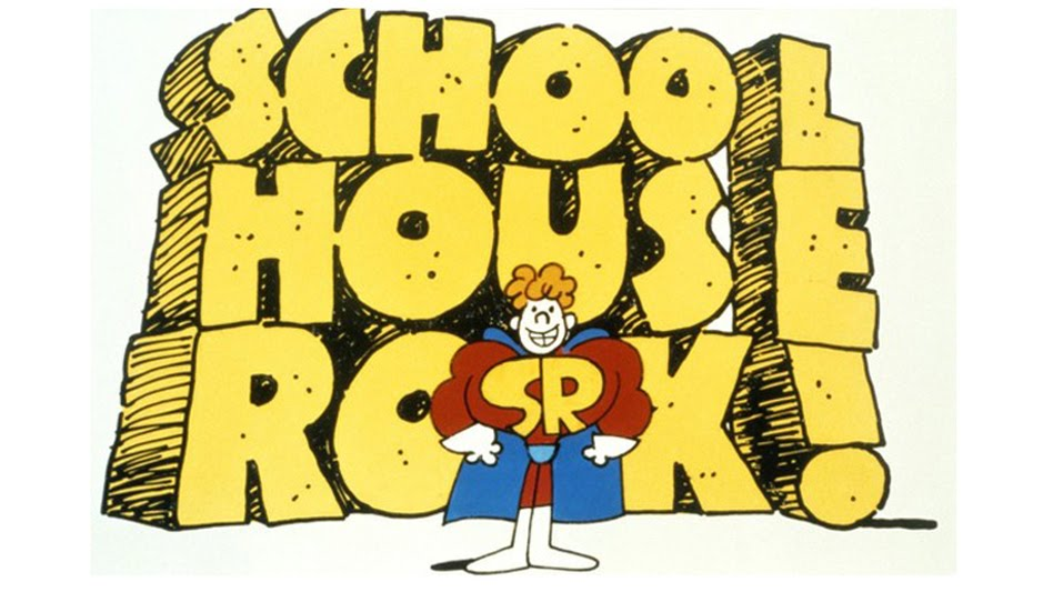 Schoolhouse Rock Coloring Pages Laura Williams