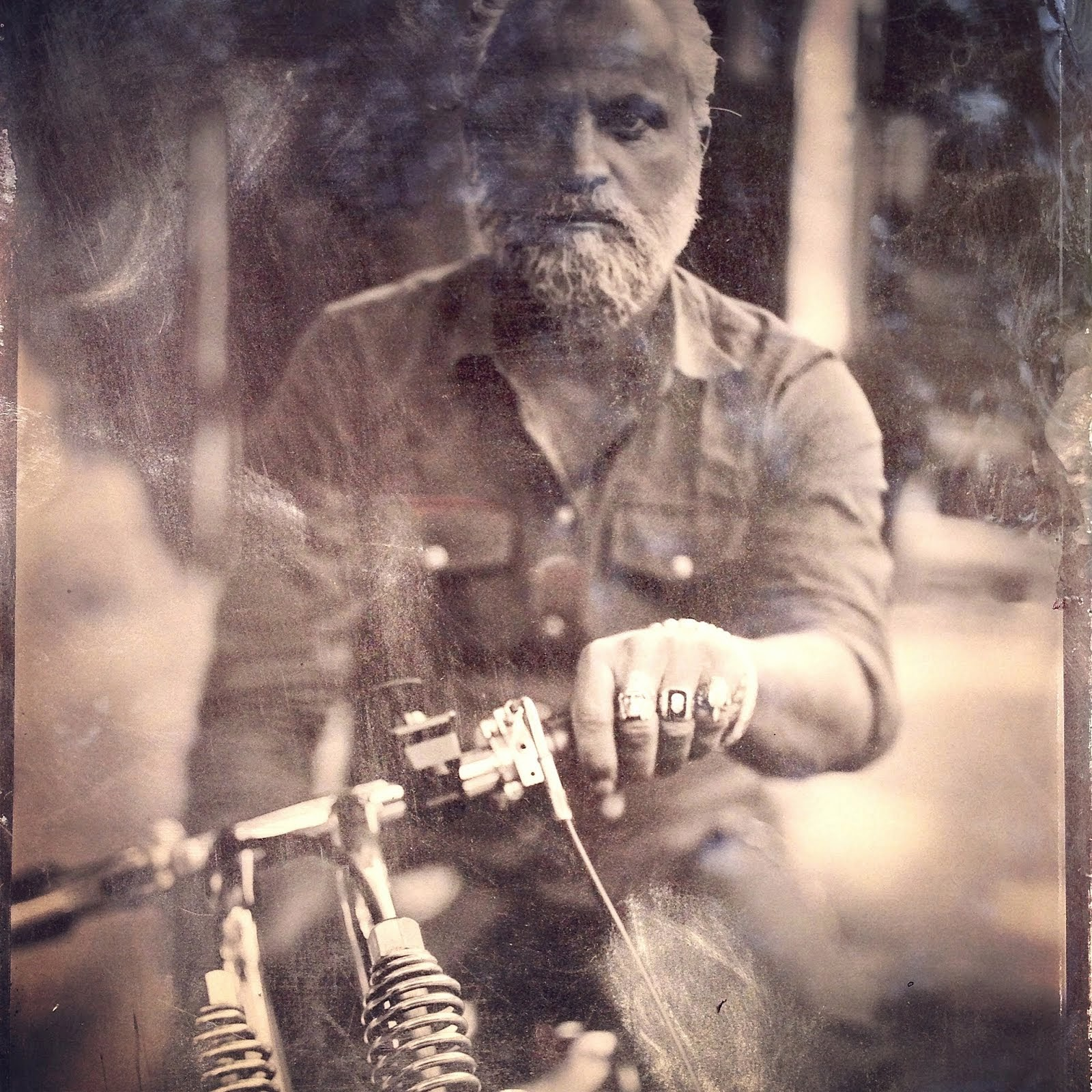 The Vintagent's 'WetPlate' Photos