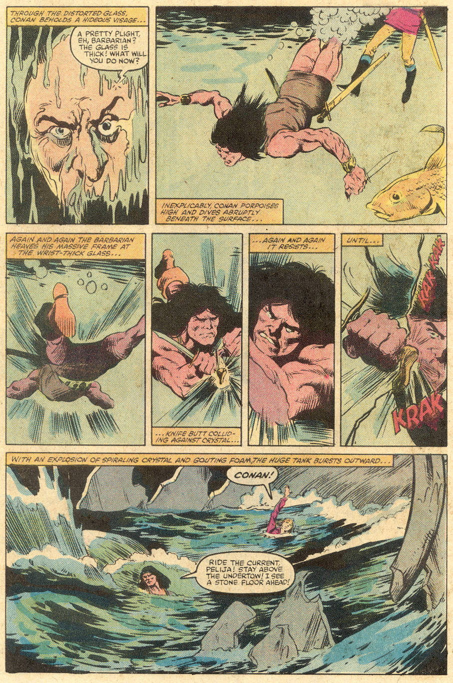 Conan the Barbarian (1970) Issue #138 #150 - English 8