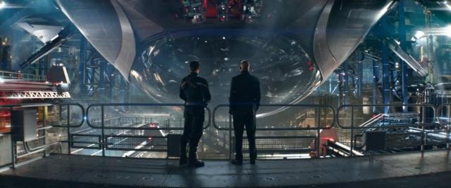 Hình ảnh phim Captain America: Chiến Binh Mùa Đông