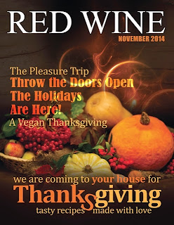 November 2014 Issue Of Red Wine Magazine