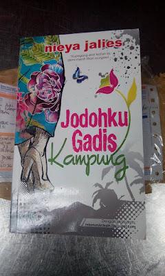 Novel Jodohku Gadis Kampung Nieya Jalies