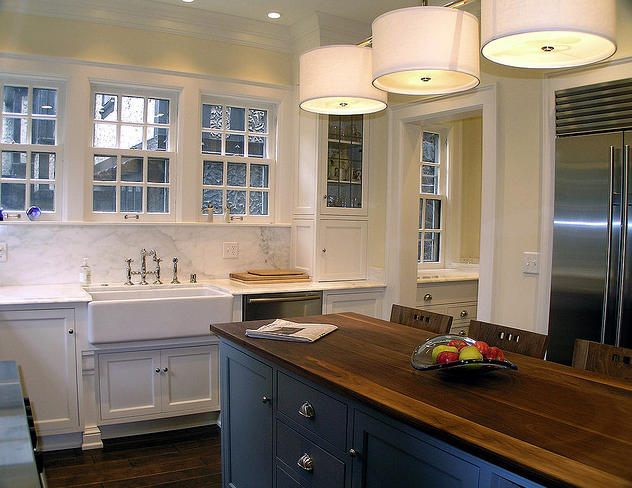 Gray Kitchen Countertops