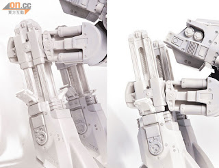 Hot Toys 2013 Preview - Robocop ED-209 detail