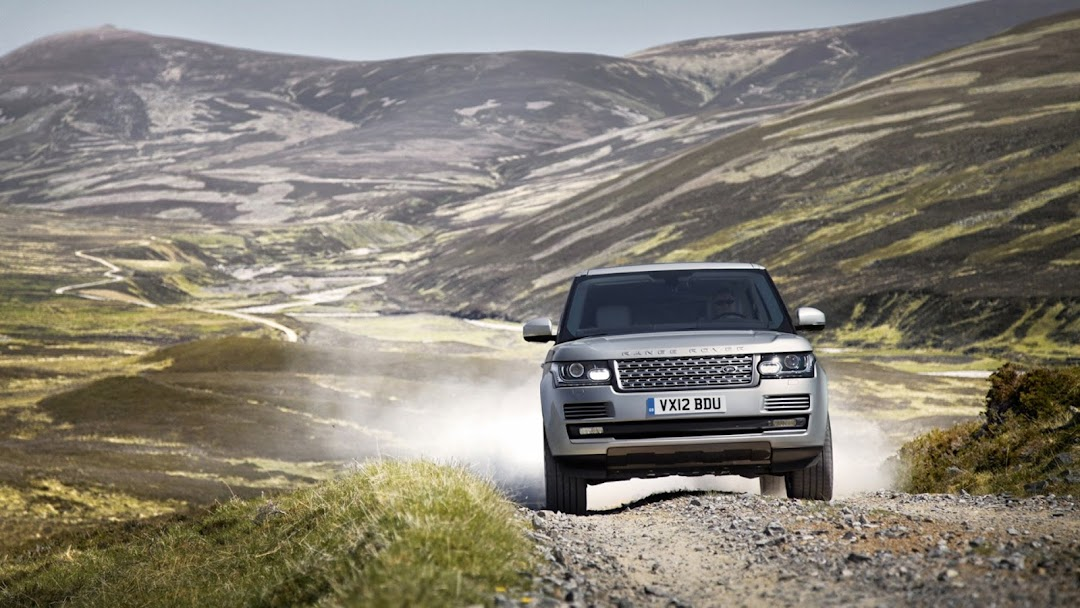2013 Land Rover Range Rover HD Wallpaper 4