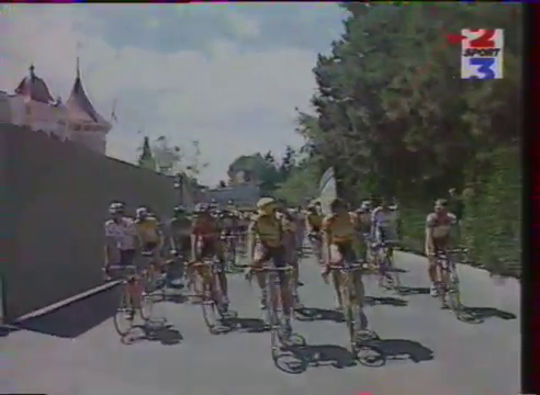 1997 Tour de France Disneyland Paris