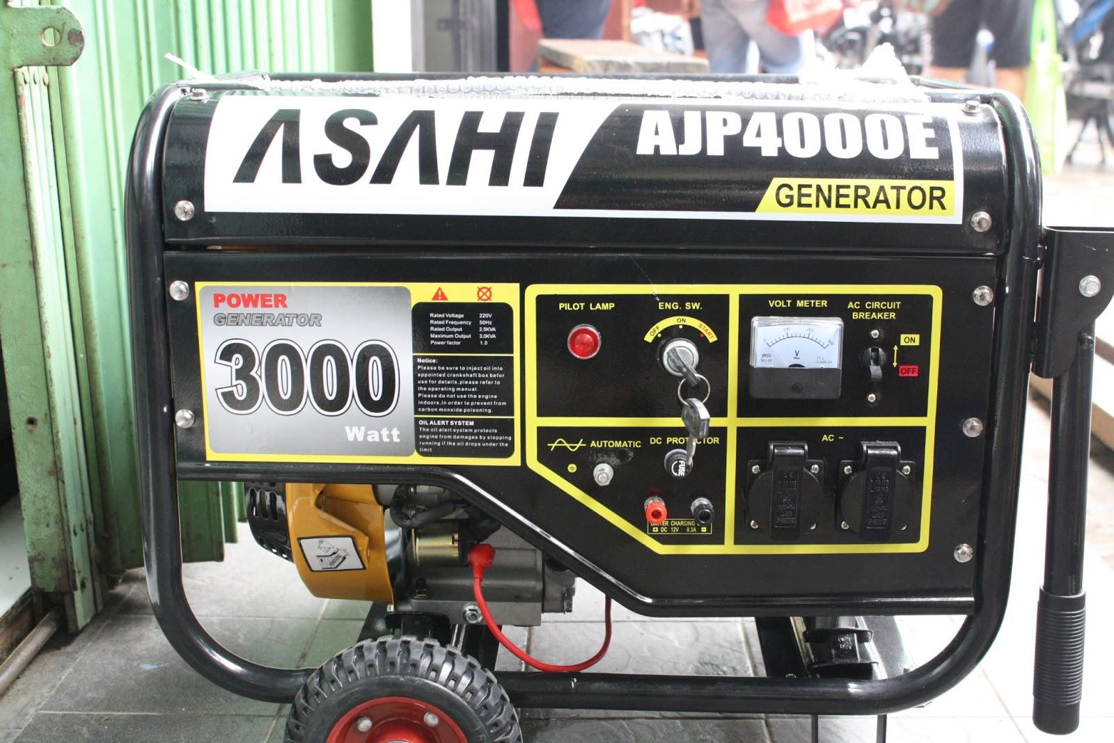 honda diesel generator. GENSET MURAH \u0026 EKONOMIS BERGARANSI Honda Diesel Generator V