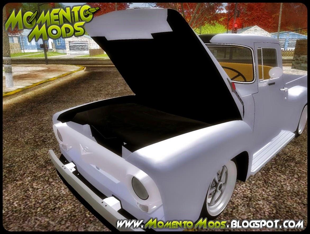 GTA SA - Ford F100 56