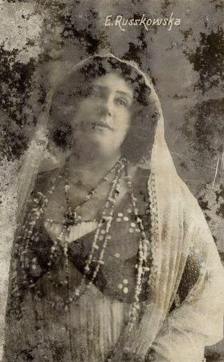 POLISH SOPRANO ELENA RUSZKOWSKA (1877 – 1948) CD