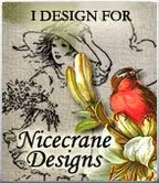 I design for Nicecrane Digital stamps and Collage sheets